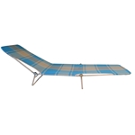 F1015B - Multi-position Beach Lounger