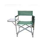 F2010 - 18 Inch Deluxe Director Chair with Side Table