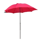 CX-B245 - 8ft Beach & Garden Umbrella (Set of 2)