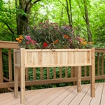 261700 - Berkley Jensen Elevated Cedar Garden Bed