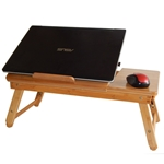 MA331 - Bamboo Adjustable Laptop Desk