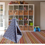 MA611 - 5.5' Children's Play Teepee